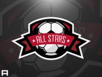 All Stars Soccer Logo