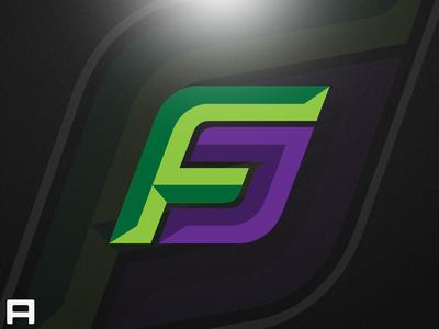 FJ Esports Logo