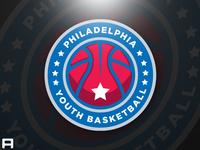 Philadelphia Youth Basketball Logo