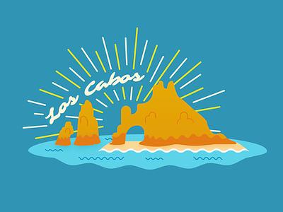 Los Cabos water el archo ocean waves island vacation los cabos