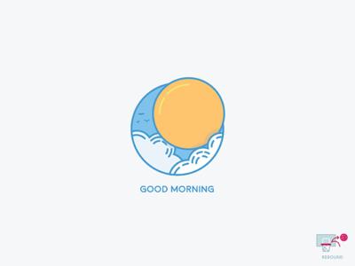 Good Morning day daily sun rebound good morning