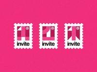 3 INVITES!