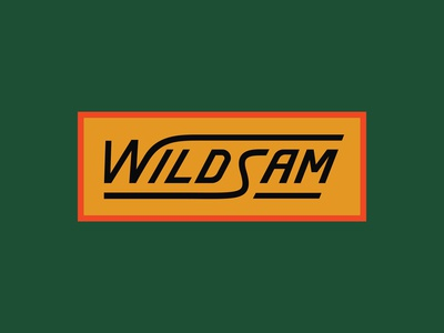 Wildsam Patch 2