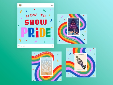 How to Show Pride