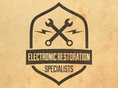 Electronic Restoration Specialists logo electronic