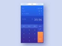 Tips Split Calculator-D4