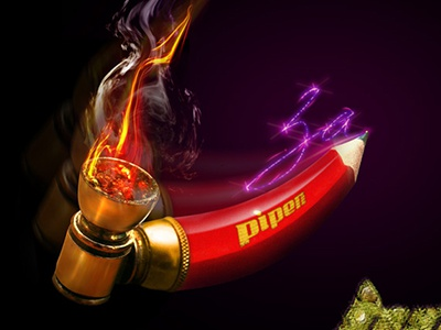 from idea to success illustration pen pipe inspire magic smoke