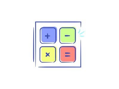 Logical learning logical spot illustration ui startup branding vector illustration