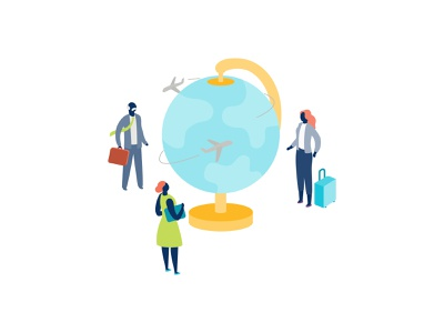 International inclusivity global international vector ui sydney office illustration hero illustration flat diversity digital company character design character business branding adobeillustator