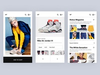 Fashion | E-Commerce App - View 1