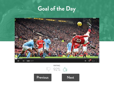Goal of the Day