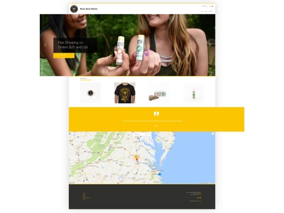 Beez Nuts Balms Home Page