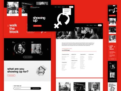 TEDx Site Design