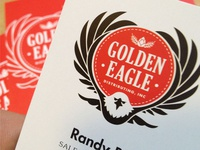 Golden Eagle Identity