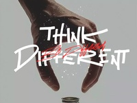 Think Different, Be Different