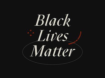 black lives matter silence is violence acab black lives matter design minimal typography