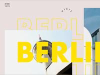 visit berlin homepage experimentation