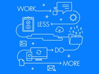 Work less - Do more