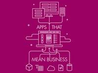 Apps that mean business