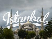 Istanbul photypography