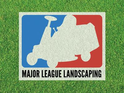 Landscaping Logo Concept