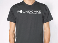 Ks poundcake tshirt 2 gray