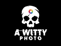 """A Witty Photo"" Logo Design"
