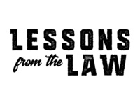 Logo: Lessons From The Law