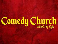 Comedy Church:  Logo Update