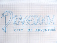 Drakesdoom: Logo Sketch