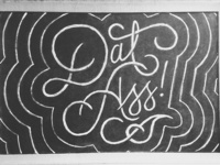Dat Chalk…