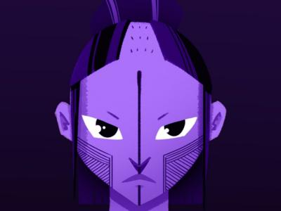 Character Design - Tuíra