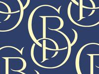 CB monogram
