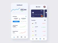 Bank Dashboard Design