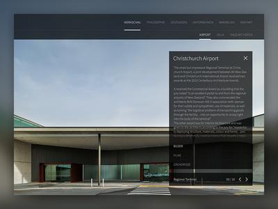 Architecture Web web architecture website webdesign house building airport