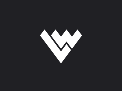 Lorenz Wöhr - Logo Concept logo branding concept illustration grey typo app iphone