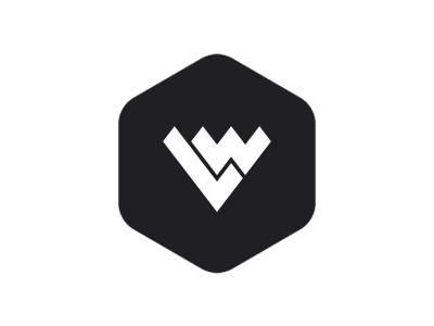 Lorenz Wöhr - Logo Concept Updated logo branding concept illustration grey typo iphone app