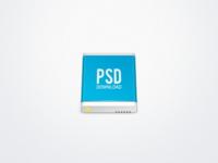 Hard Drive Icon [PSD]