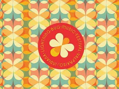 Lightning Bug Music Festival pt1 illustration branding graphic design design music festival