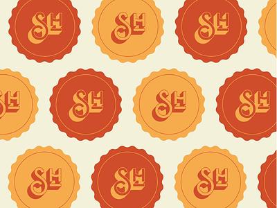 Simply Harmless pt2 typography graphic-design flat-illustration branding illustration design