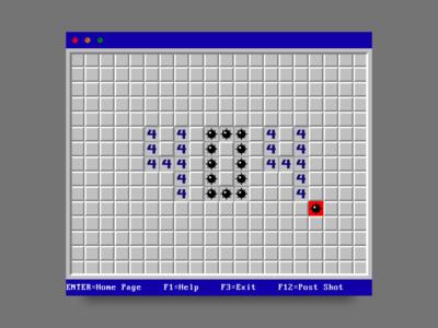 404 Minesweeper