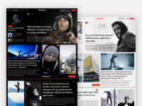 Playboard Magazine Redesign