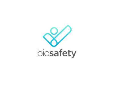 Biosafety logo