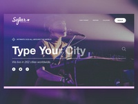 SoFar Homepage Redesign