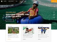 Uolf homepage