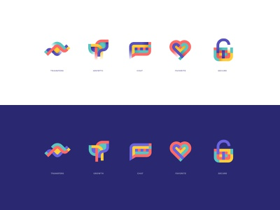 Rubix Icons branding website icon minimal web ux ui vector art design