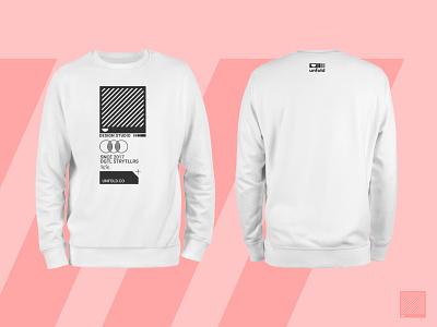 Unfold Merch branding art logo vector design merch sweater