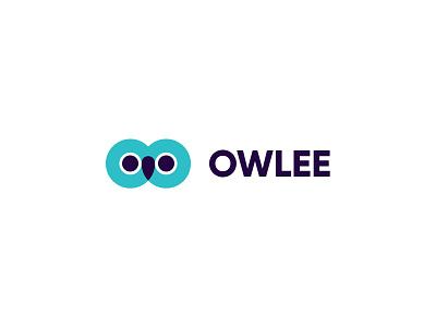 OWLEE owl logo branding vector illustration art design