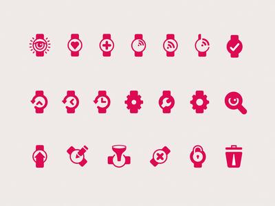 Harmony app iconography
