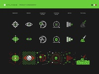 Cylance Protect product iconography